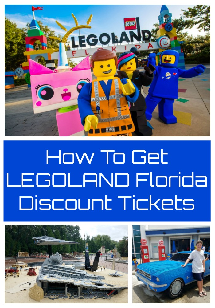 How to get LEGOLAND Florida Discount Tickets