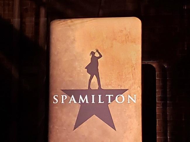 Spamilton Review