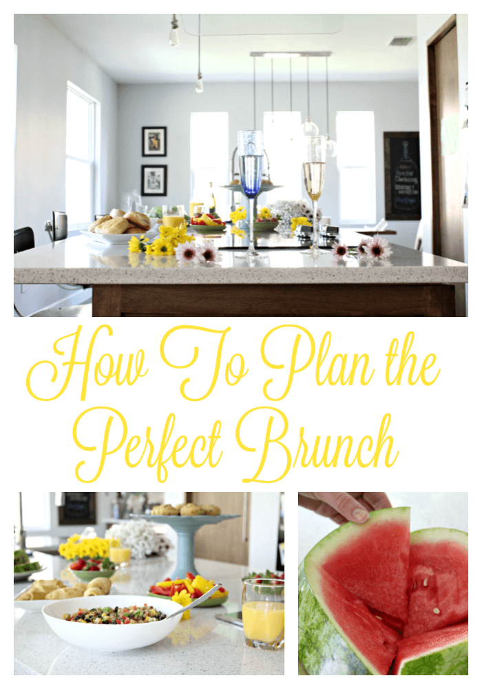 How to plan the perfect brunch