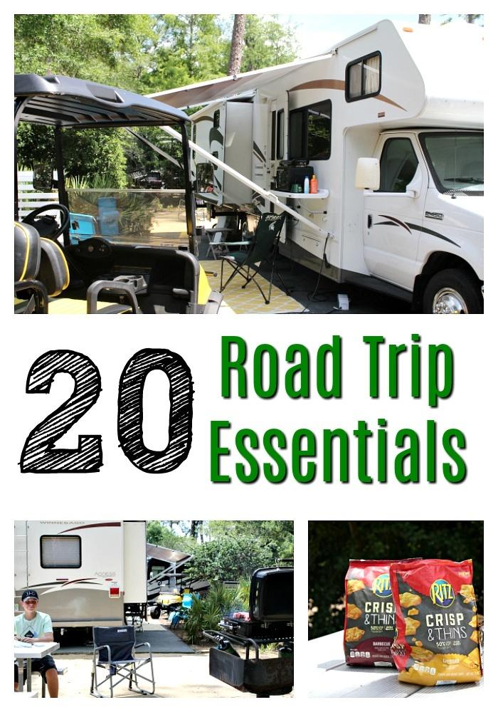 Ultimate Road Trip Essentials