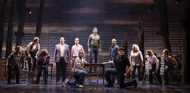 Come From Away Musical Details