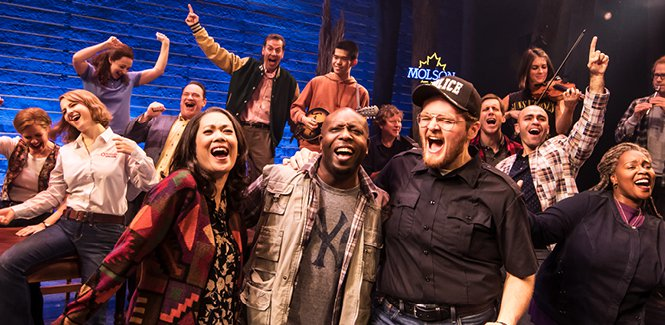 Come From Away Musical Info