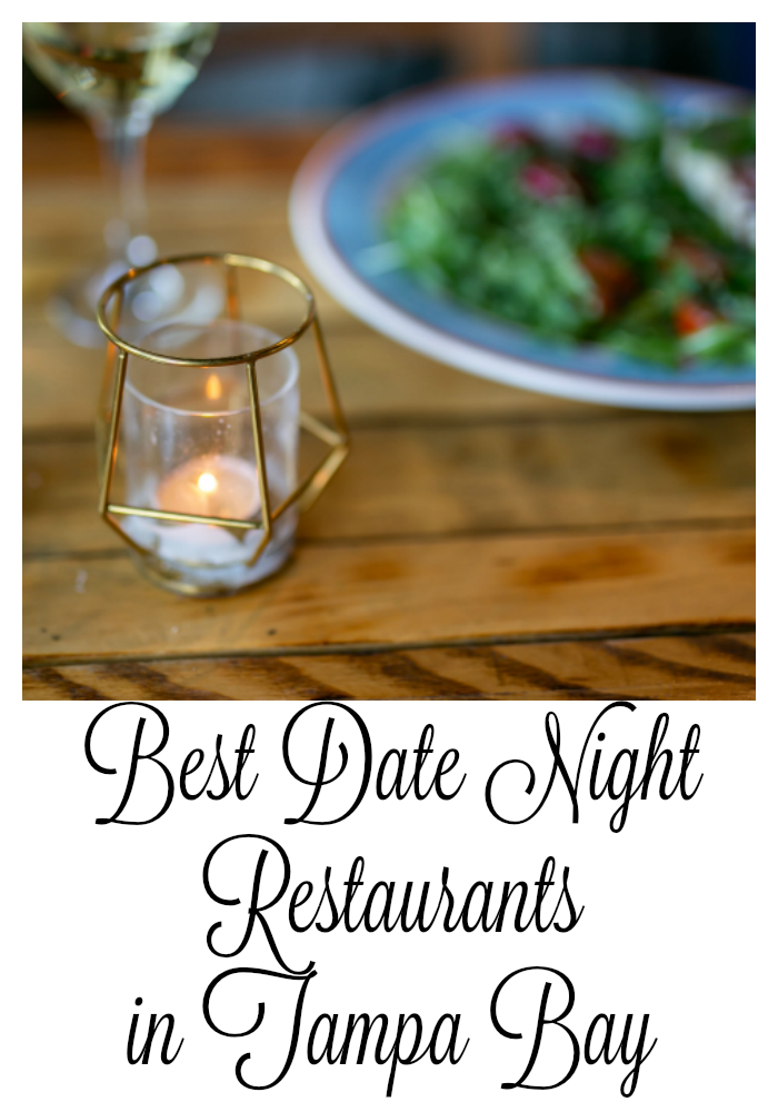 Best Date Night Restaurants in Tampa Bay