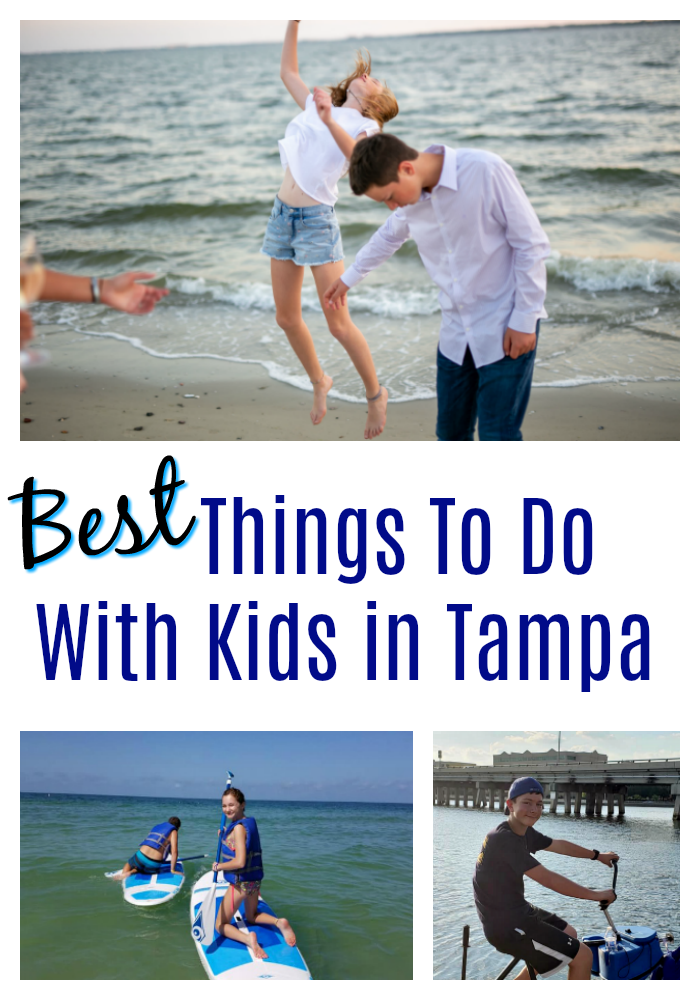 Best Things To Do With Kids in Tampa Bay