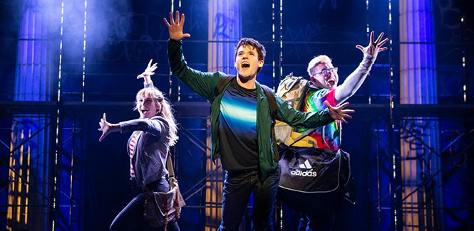 The Percy Jackson Musical Review
