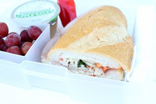 Italian Roasted Chicken Sandwich