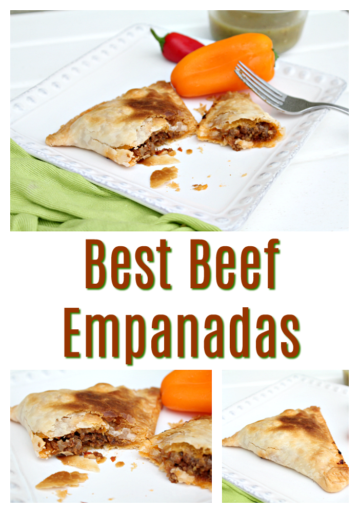 Best Homemade Beef Empanadas