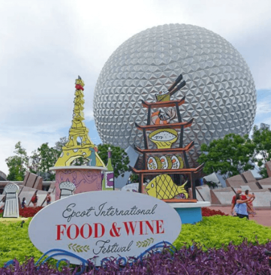 2019 Epcot Food Wine Festival Information
