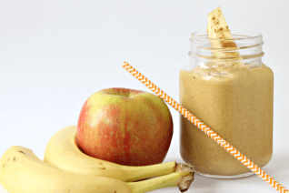 Healthy Pumpkin Apple Pie Smoothie-image