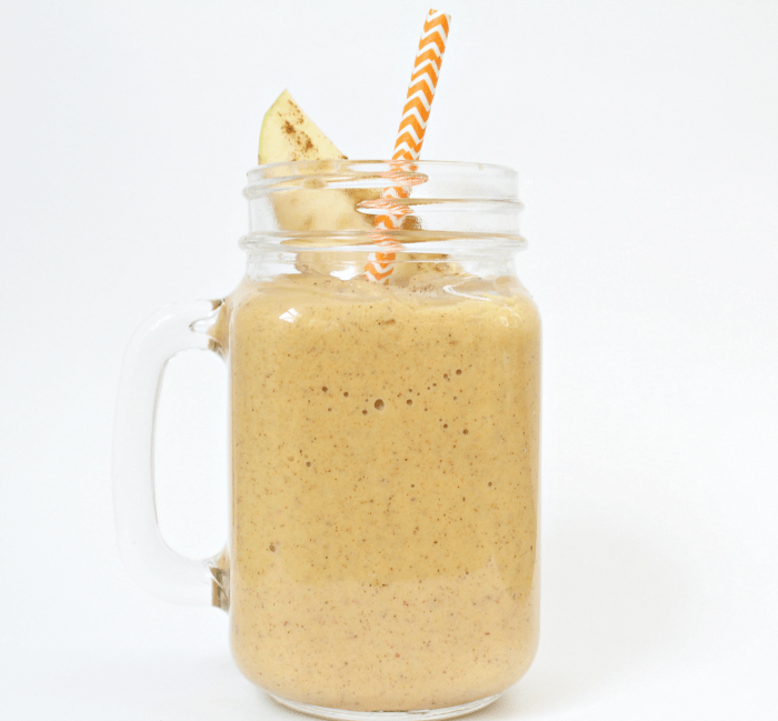 Best Pumpkin Apple Pie Smoothie