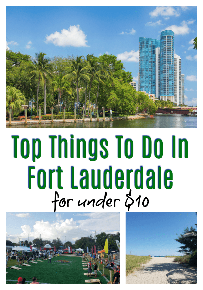 Best Things To Do In Fort Lauderdale