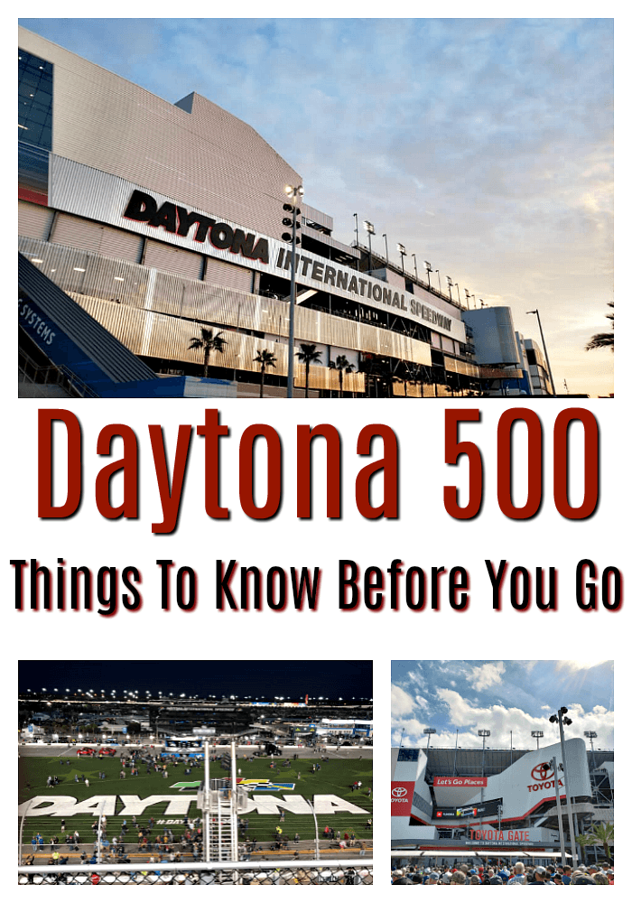 Daytona 500 Races Information