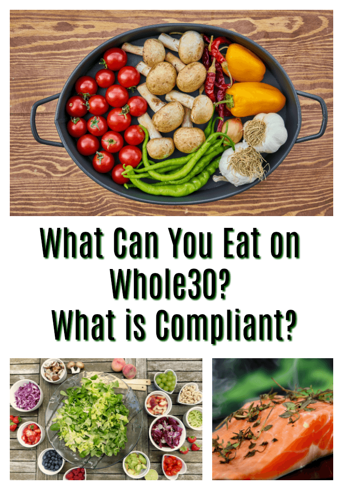 what are whole30 compliant foods