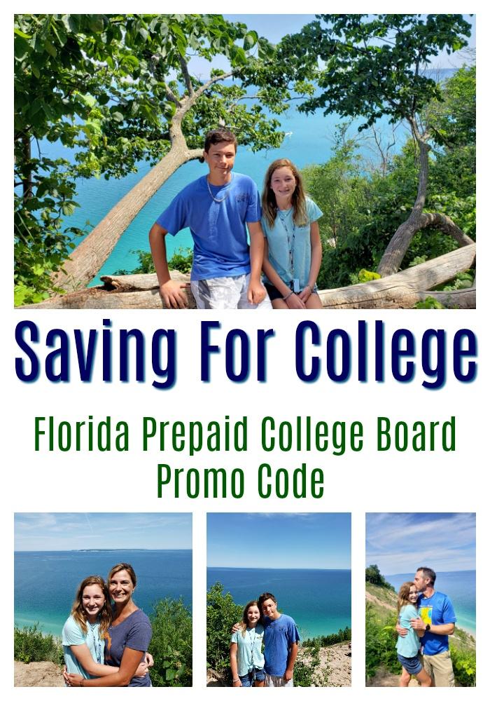 Florida Prepaid College Board Promo Code