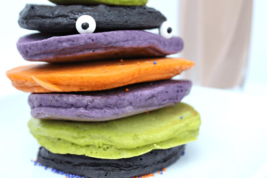 Best Halloween Pancakes