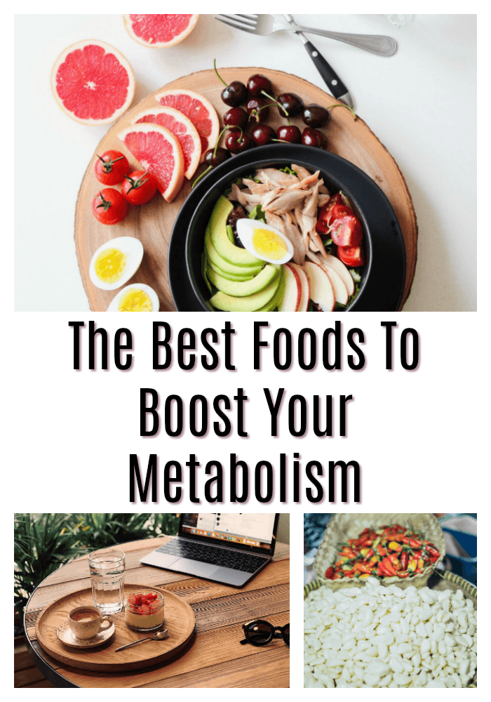 Best Metabolism Boosting Foods