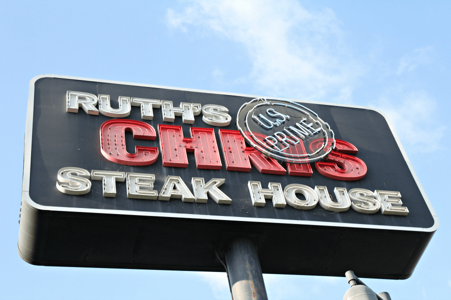 Ruth's Chris Steak House Tampa