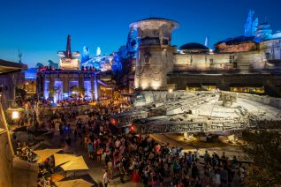 Star Wars Galaxy's Edge at Hollywood Studios