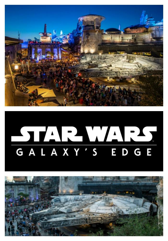 Star Wars Galaxy's Edge at Hollywood Studios Orlando