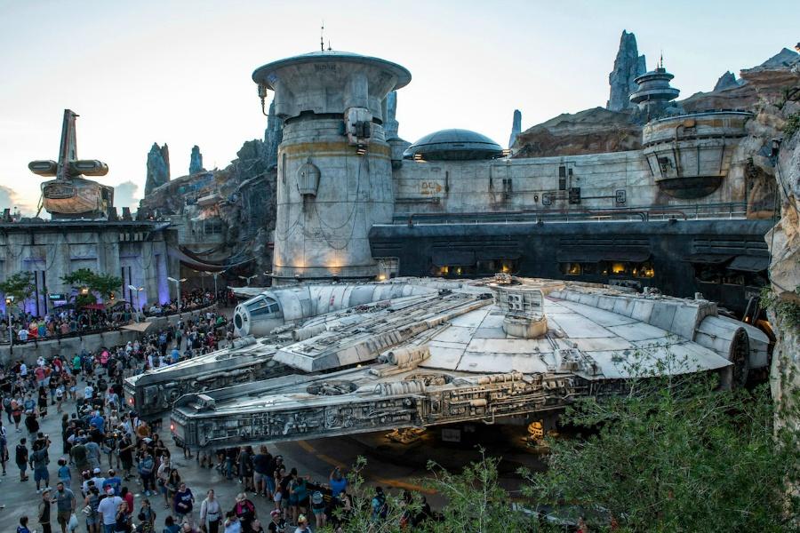 Star Wars Galaxy's Edge at Hollywood Studios