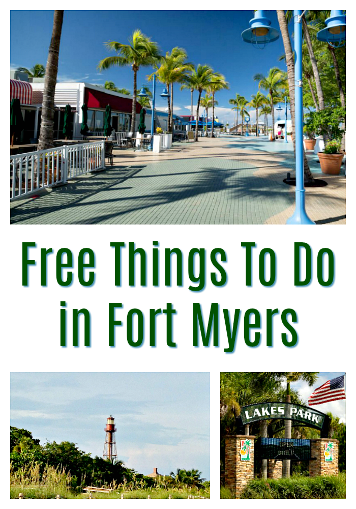 Top Free Things To Do in Fort Myers