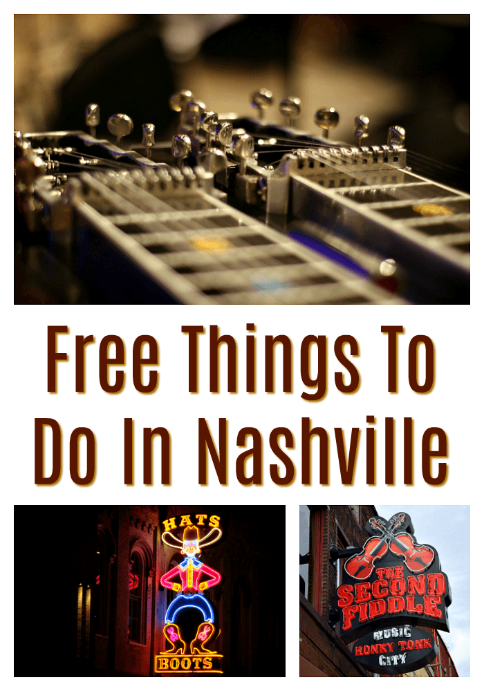 Top Free Things to Do in Nashville