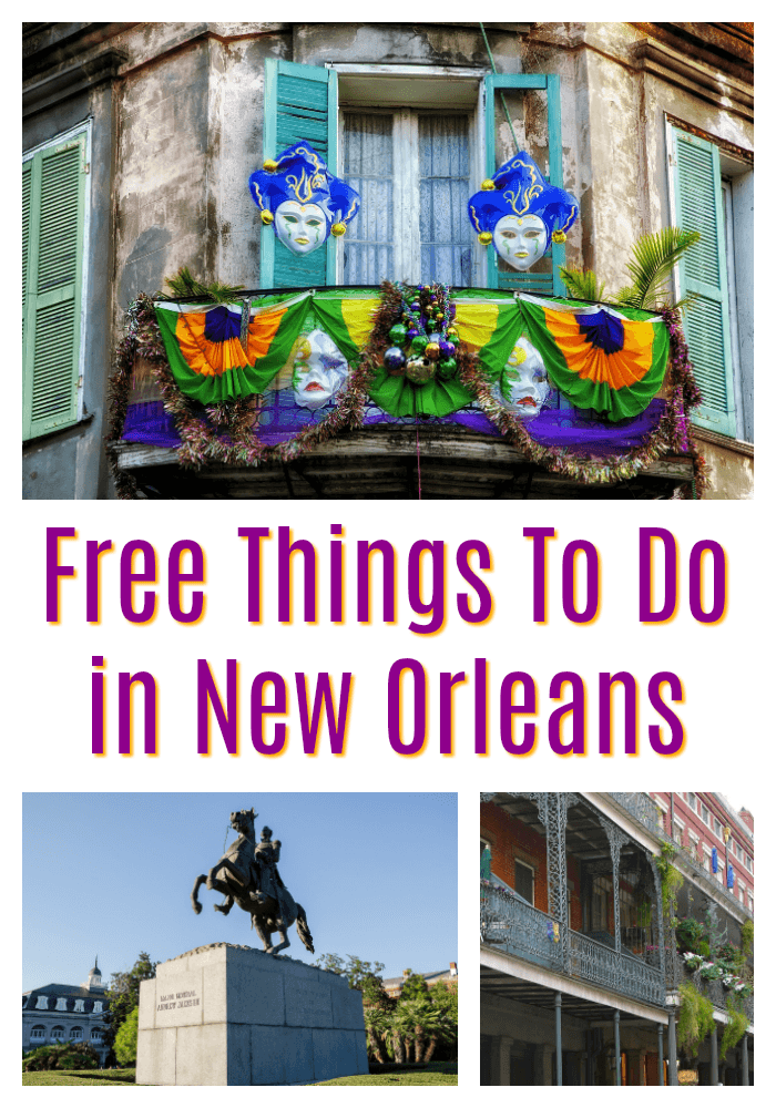 Top Free Things to Do in New Orleans