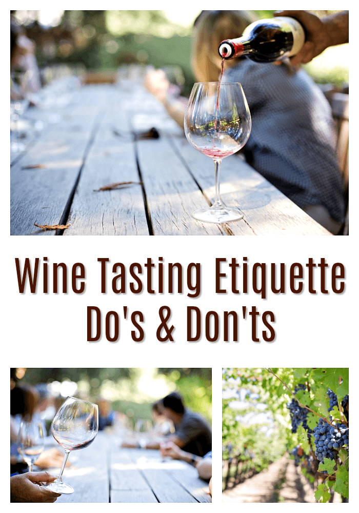 Top Wine Tasting Etiquette Tips