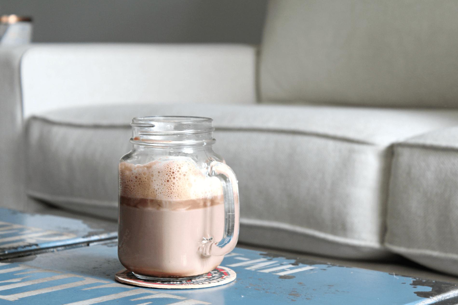 Best Hazelnut Hot Cocoa