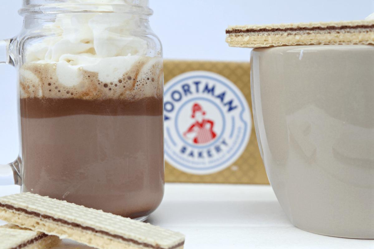 Tastiest Hazelnut Hot Chocolate