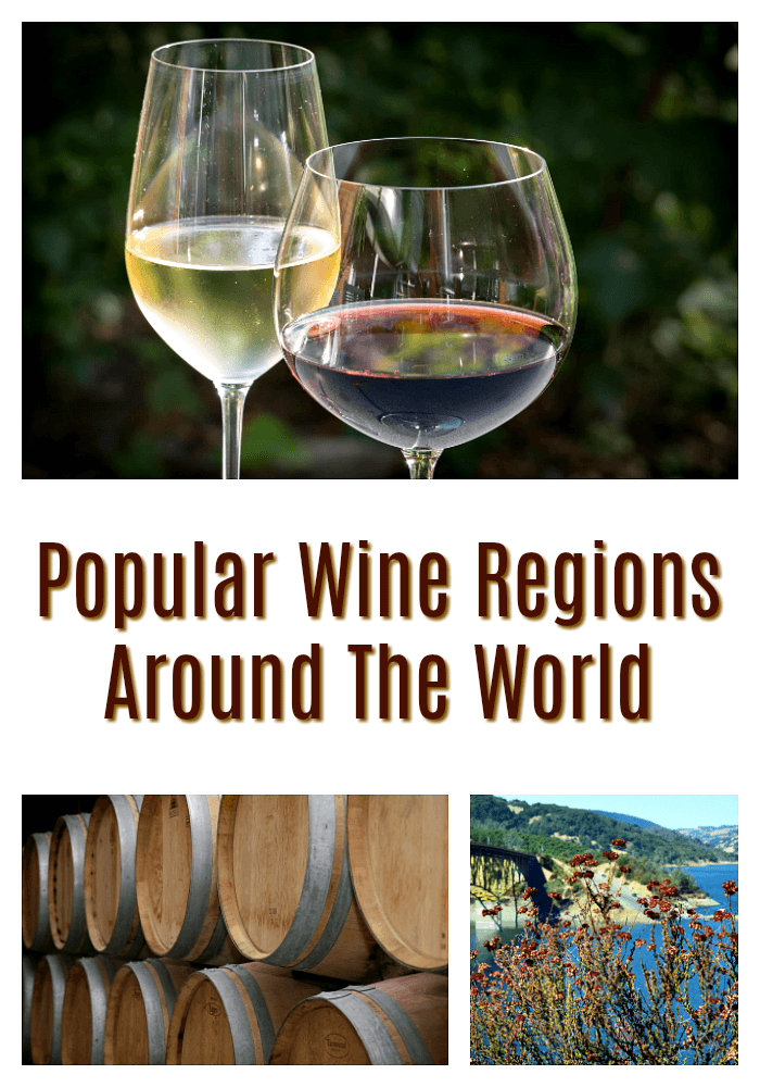 Top Wine Regions Around The World
