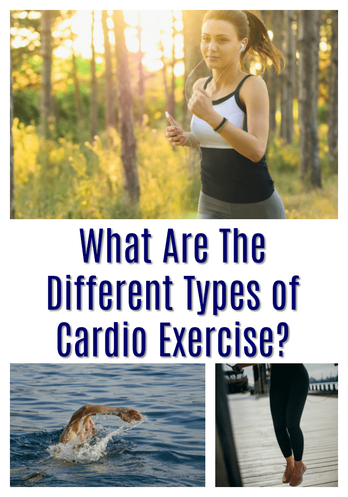 Different Types of Cardio Exercise