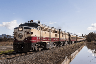 Wine Train Tours