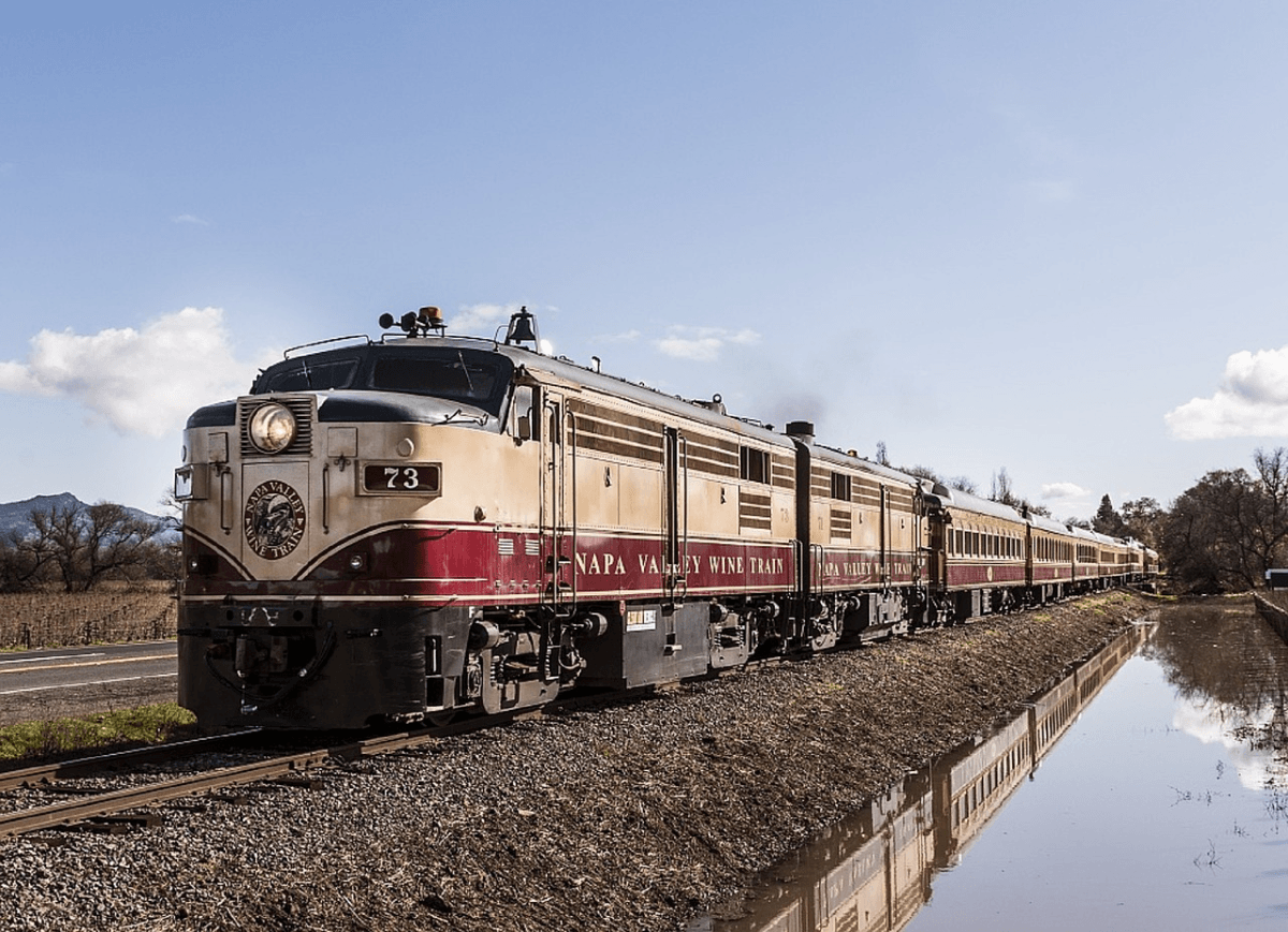Napa Valley Wine Train Tours Tickets
