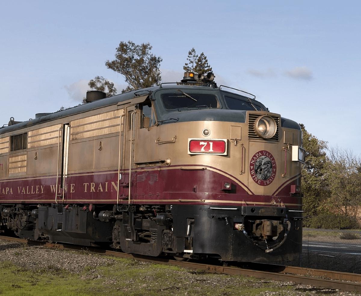 Napa Wine Train Tours Information