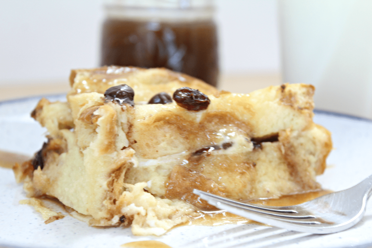 Best Challah Bread Pudding