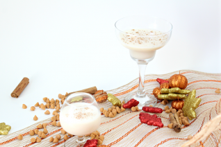 Creamy Butterscotch Martini