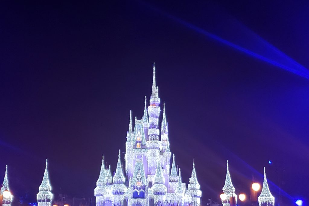 The Magic of Disney at Christmas