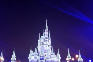 The Magic of Disney at Christmas