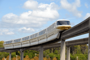 Disney Monorail Resorts Holiday Tour