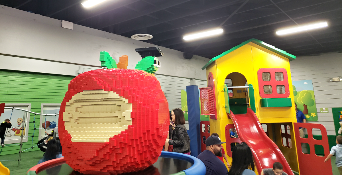 Florida Prepaid Schoolhouse in LEGOLAND Florida