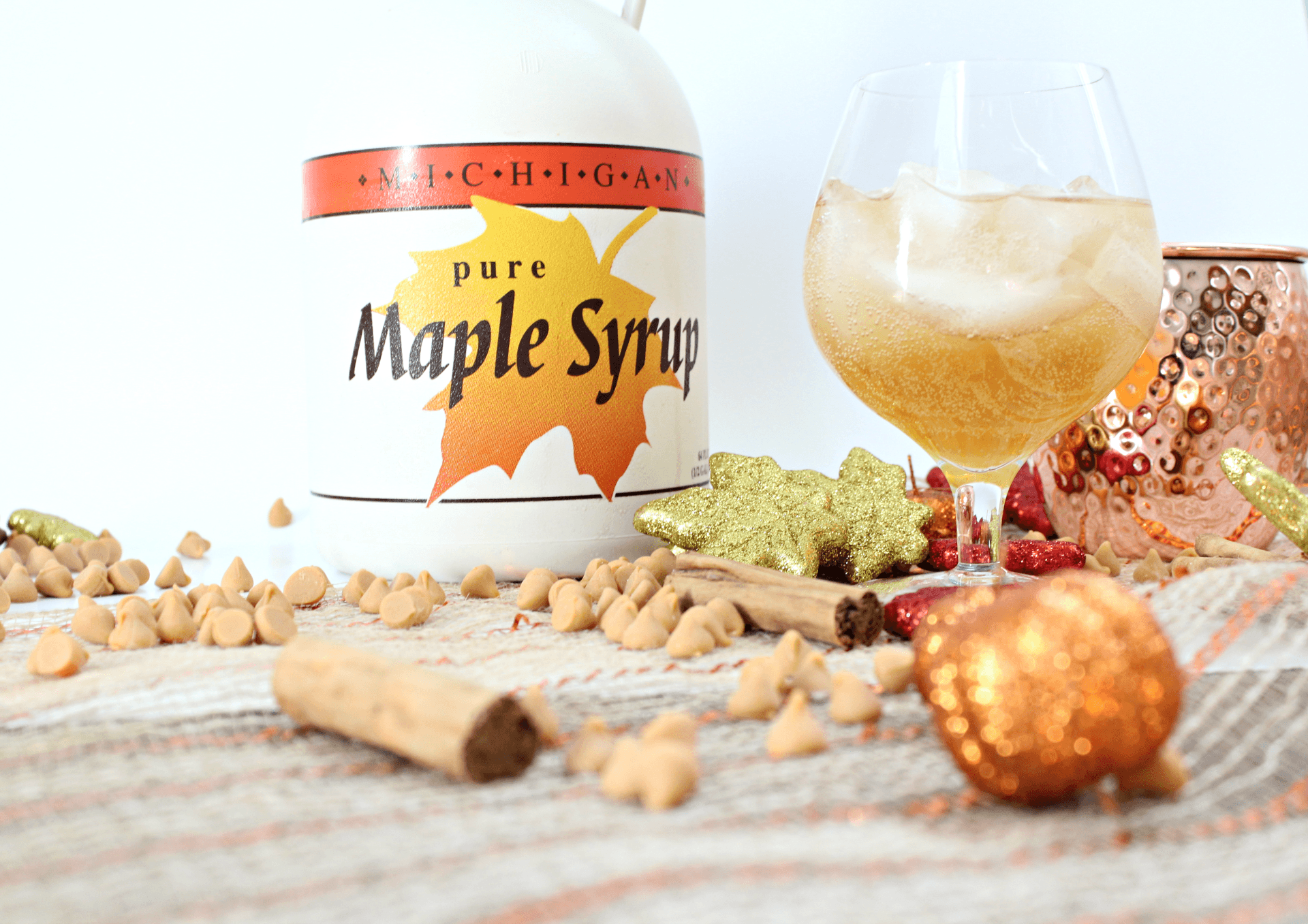 Toasted Butterscotch Maple Mule