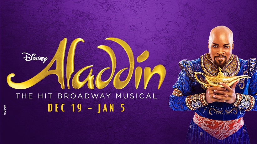 Aladdin on Broadway Review