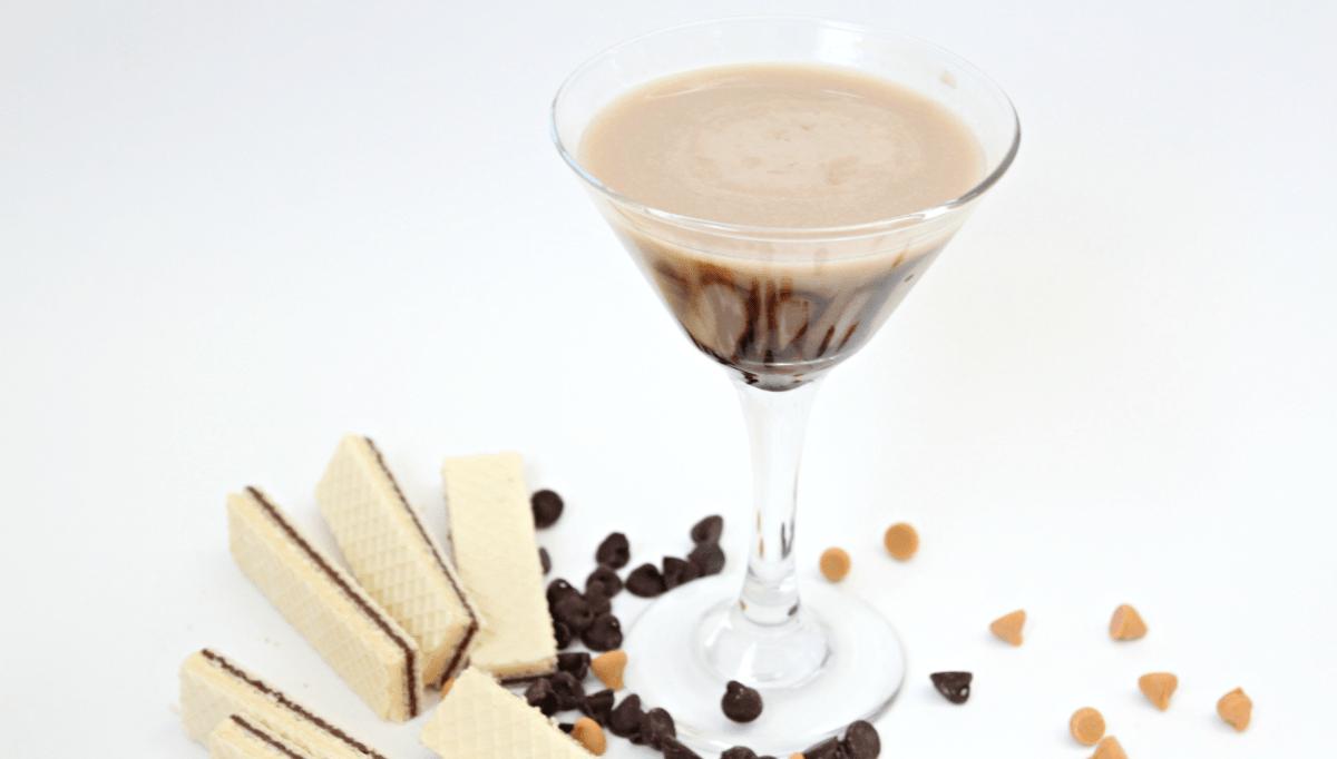 Chocochata Martini