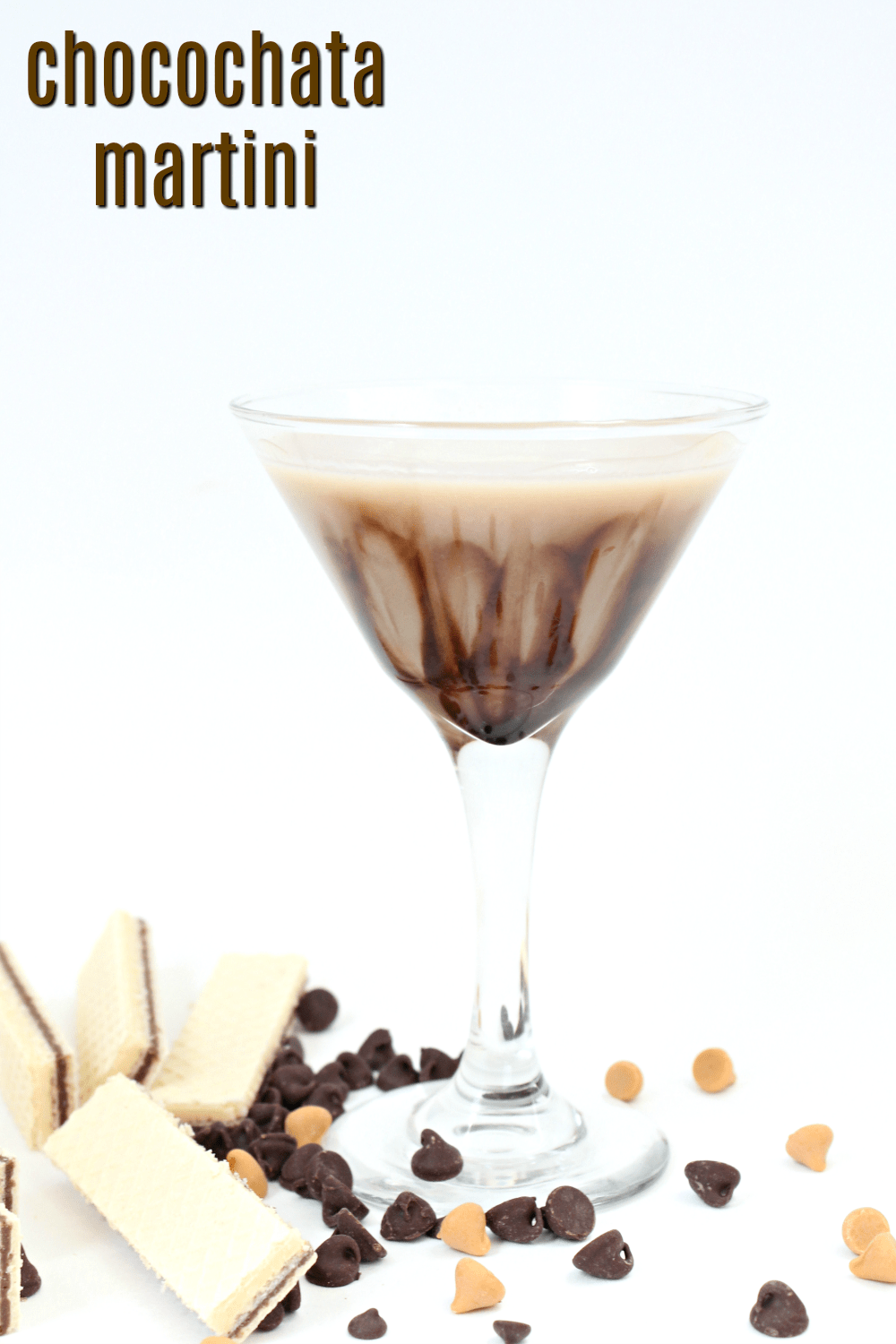 Best Chocolate RumChata Martini
