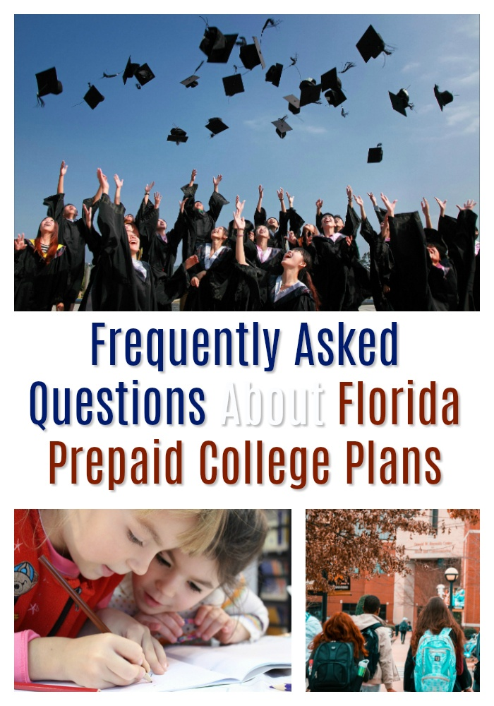 Florida Prepaid College Plans FAQs