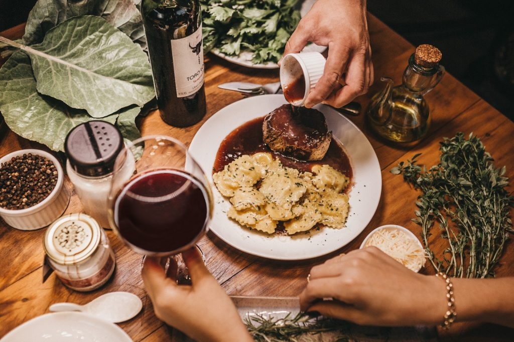 Food and Wine Pairing Basics