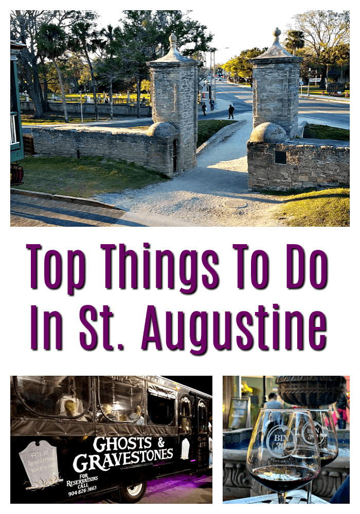 Top Things To Do In St. Augustine Florida for Families