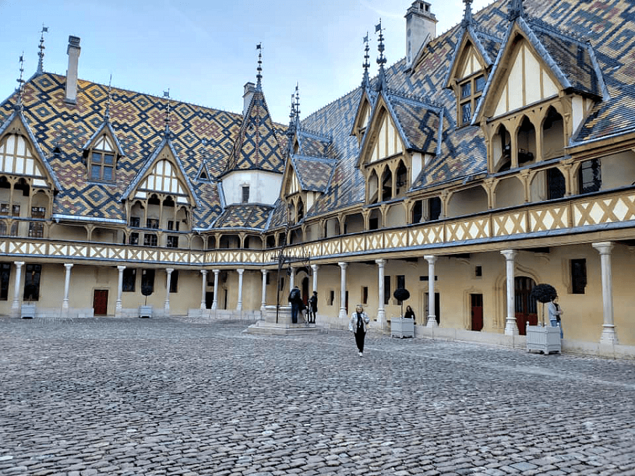 Beaune France Tourism