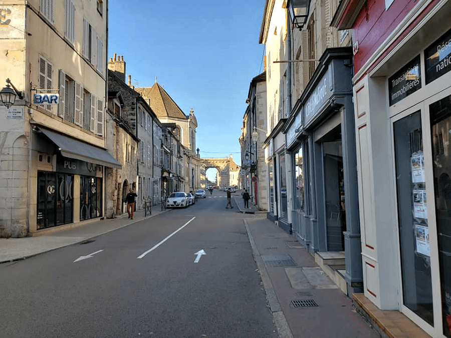 Tourism in Beaune France